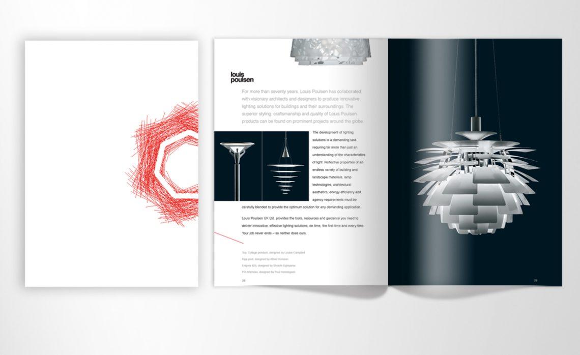 Louis Poulson Brochure
