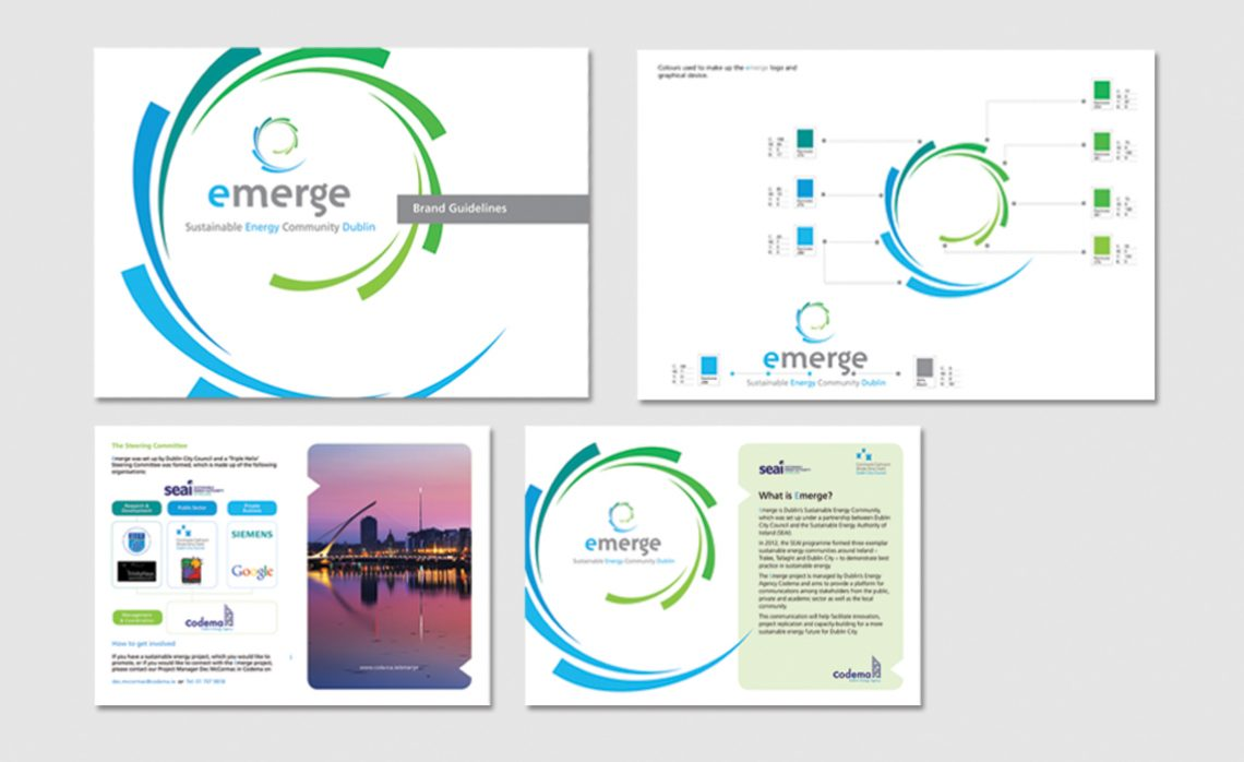 Emerge Corporate Guidelines
