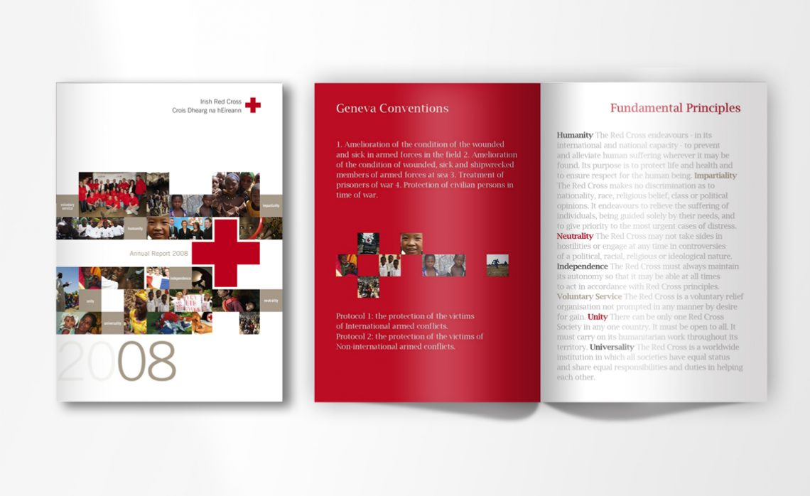 Irish Red Cross Annual Report