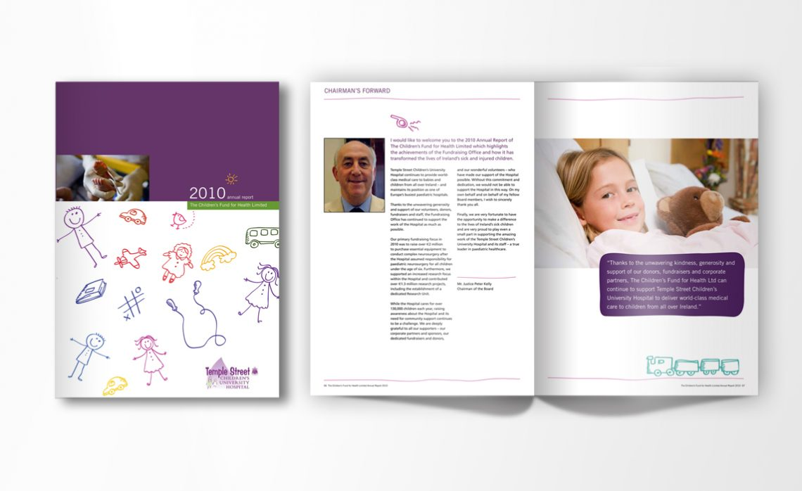Temple Street Children's University Hospital Annual Report